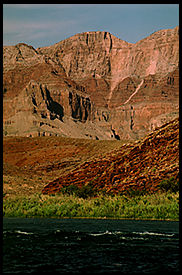 [Sights along the Colorado River.]