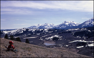 The wilderness qualities of the Gallatin Mountain Range were preserved over the objections of a snowmobile advocacy group.